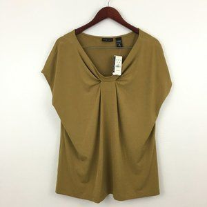NWT New York & Company Sleeveless Blouse